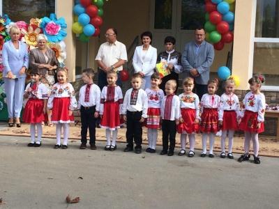 У Чернівцях відкрили нові групи в садочку для 120 дітей (ФОТО)