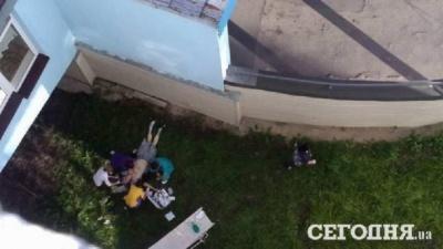 В Івано-Франківську студент випав з 9-го поверху гуртожитку