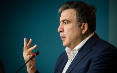 Саакашвили через месяц объявит в Киеве три требования