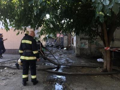 У Херсоні під час пожежі загинули мати та троє дітей