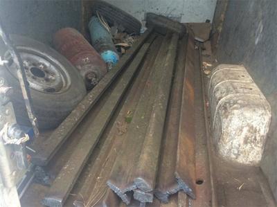 Двоє зловмисників на Буковині вкрали 18 метрів залізничної колії