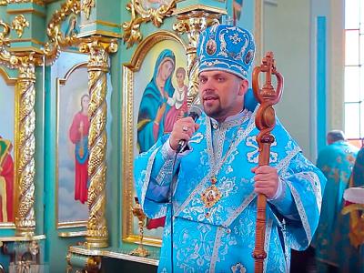 Глава УГКЦ проведе у Чернівцях інтронізацію єпископа Йосафата