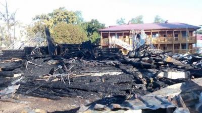 Через страшну пожежу в таборі в Одесі відсторонили трьох чиновників