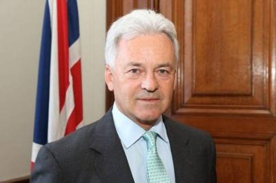 Британський міністр визнав необхідність пом'якшення візового режиму для українців