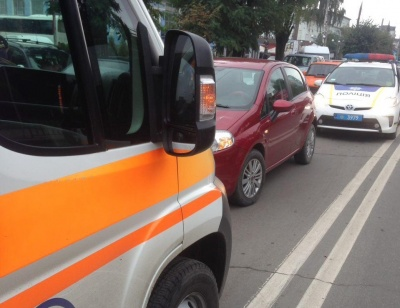 Возле автовокзала в Черновцах сбили женщину