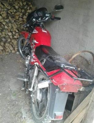 Буковинець вкрав у земляка мотоцикл