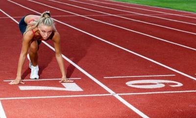 Буковинські спортсмени бігли у центрі столиці