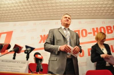 У партії Порошенка на Буковині Куліш і Якимчук пішли з посад голів