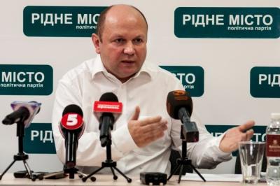 Бешлей пропонує Продана у секретарі Чернівецької міської ради