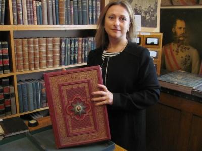 У Чернівцях є книги, які читали Наполеон і Франц Йосиф (ФОТО)