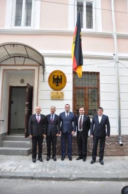 У Чернівцях урочисто відкрили Почесне консульство Німеччини (ФОТО)