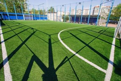 В Україні вироблятимуть штучне покриття для футбольних полів