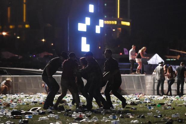 Кількість жертв стрілянини вЛас-Вегасі зросла вдесятеро