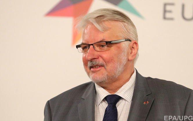 Глава МЗС Польщі: Претензії Угорщини щодо мов вУкраїні звучать неприродно