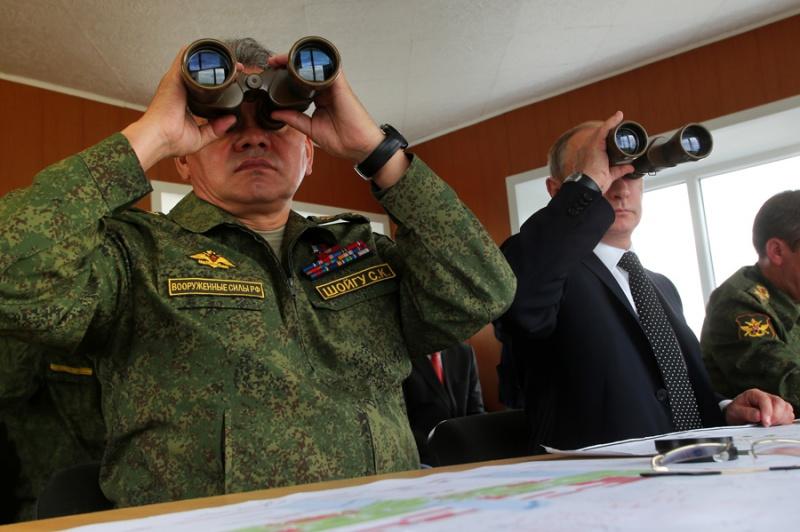 Міністр оборониРФ утричі «збільшив» територію Сирії