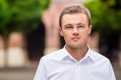 В Черновцах сменился руководитель городской организации «Самопомощ»
