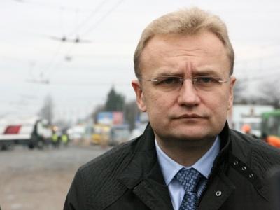 Садовый признал, что встречается с российским олигархом