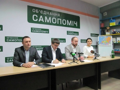«Так будет по-честному»: мэр Черновцов призвал 4 депутатов «Самопомощи» перейти в фракцию «Родной город»