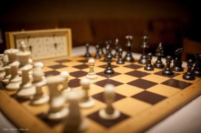 Черновицкая гимназия №1 выиграла кубок города по шахматам
