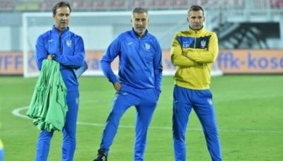 Шевченко розповів, чого очікує від гри проти збірної Хорватії