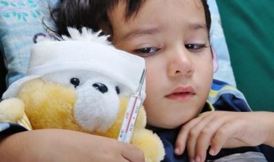 На Буковині на ГРВІ захворіло понад дві тисячі дітей