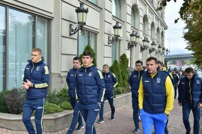 Оприлюднили склад збірних на матч Україна – Хорватія