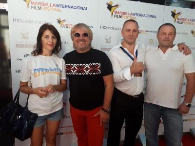 Фільм «Легенда Карпат», який знімали на Буковині, здобув друге місце на кінофестивалі в Іспанії