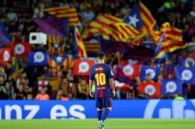 """""""Барселона"""" не хоче відмовлятися від чемпіонату Іспанії"""