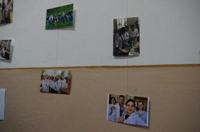 У Чернівцях студенти-хіміки провели благодійний ярмарок харчових продуктів