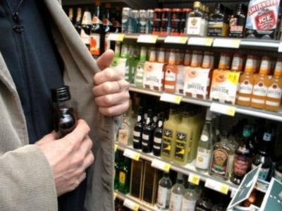 На Буковині суд дав рік умовно чоловікові за крадіжку трьох пляшок коньяку