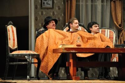 У Чернівцях із комедіями виступлять 10 театрів: програма фестивалю «Золоті оплески Буковини»