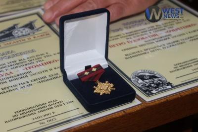 На Буковині через 75 років нагорода знайшла учасника ОУН-УПА