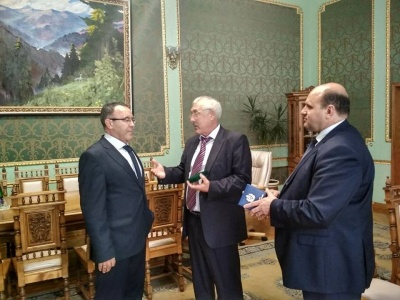 Экс-послу Украины в Молдове присвоили звание «Почетный гражданин Буковины»