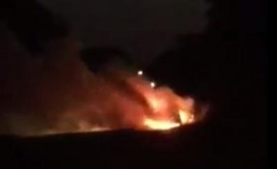 На Буковині після заправки газом раптово вибухнув автомобіль, - очевидці