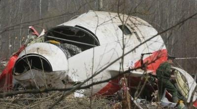 У Польщі комісія виявила запис вибуху на самописці літака Леха Качинського