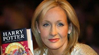 """Авторка """"Гаррі Поттера"""" очолила рейтинг найбагатших знаменитостей"""