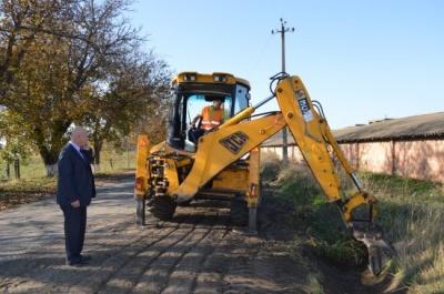 На Буковині відремонтують дорогу, яка не знала капремонту 40 років