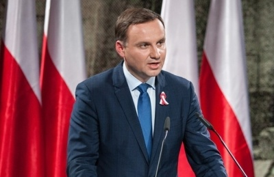 Президент Польщі приїде в Україну