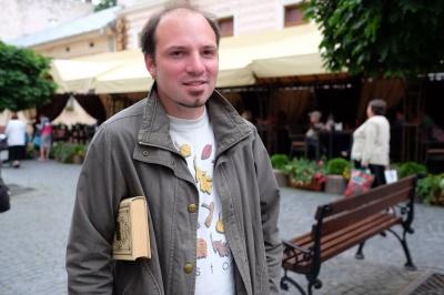 Книга письменника з Чернівців стала претендентом на премію «Книга року ВВС-2017»
