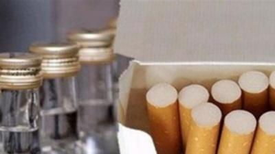 Местные бюджеты Буковины заработали на сигаретах и алкоголе 100 млн