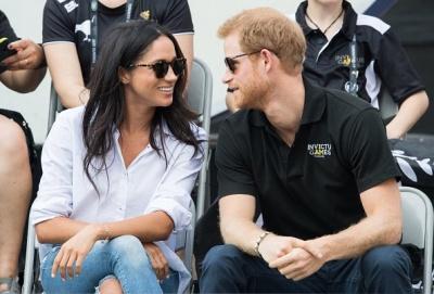 ЗМІ дізналися дату весілля принца Гаррі та Меган Маркл