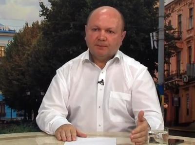 У Чернівцях депутат в ефірі свого телеканалу звинуватив іншого депутата у купівлі «засобу пропаганди»
