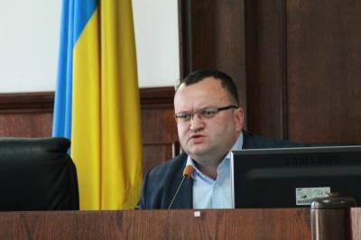 Мэр Черновцов предлагает сегодня избрать секретаря горсовета, «Родной город» - уже против