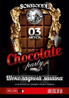 """Chocolate party"""