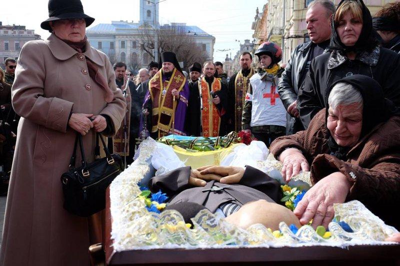 У Києві розпочалася Хода Гідності в пам'ять про Героїв Небесної Сотні - Цензор.НЕТ 6487