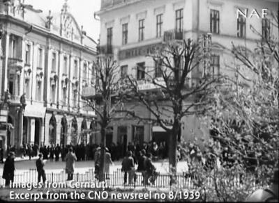 Унікальні світлини: як виглядали Чернівці у 1939 році - фото