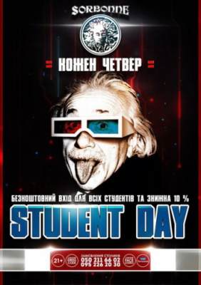 STUDENT DAY @Sorbonne