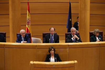 Мадрид призупиняє автономію Каталонії