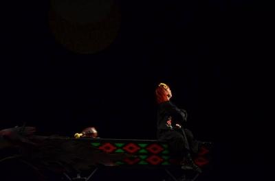 Розуміли все і без знання мови. Ботошанський театр у Чернівцях поєднав Шекспіра з румунськими танцями (ФОТО)