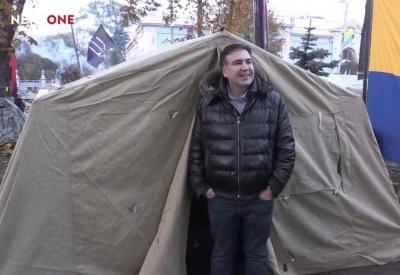 Саакашвілі заявив, що оскаржив указ Порошенка про позбавлення його громадянства